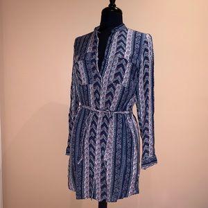 Divided H&M belted dress